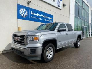 Used 2014 GMC Sierra 1500 SLE 4x4 Crew Cab Pickup 153.0 in. WB for sale in Edmonton, AB