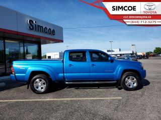 Used 2010 Toyota Tacoma 4x4 Double Cab  -  -  Power Windows - $254 B/W for sale in Simcoe, ON