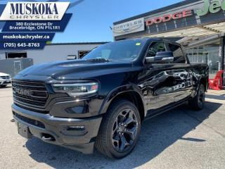 New 2020 RAM 1500 Limited  - Leather Seats -  Cooled Seats for sale in Bracebridge, ON