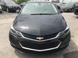 Used 2017 Chevrolet Cruze LT for sale in Gloucester, ON