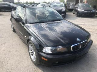 Used 2002 BMW 3 Series 325Ci for sale in Gloucester, ON