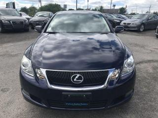 Used 2010 Lexus GS 350 Premium for sale in Gloucester, ON