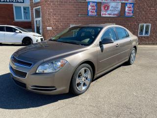 Used 2011 Chevrolet Malibu LT Platinum Edition/2.4L/ONE OWNER/NO ACCIDENTS for sale in Cambridge, ON