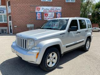 Used 2012 Jeep Liberty Sport/4X4/3.7L/NO ACCIDENT/SAFETY+WARRANTY INCL for sale in Cambridge, ON
