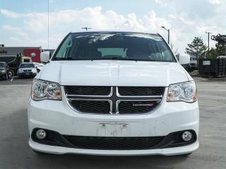 Used 2017 Dodge Grand Caravan CREW | DVD | NAVI | LEATHER for sale in Waterloo, ON