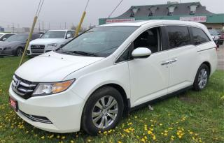 Used 2015 Honda Odyssey EX-L | NAVI | SUNROOF | DVD for sale in Waterloo, ON
