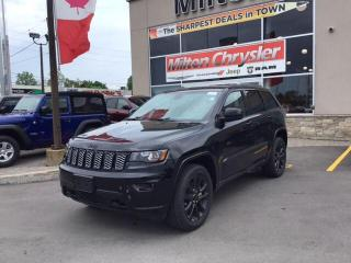 New 2020 Jeep Grand Cherokee ALTITUDE/V6/ALL WEATHER GROUP/4X4 for sale in Milton, ON