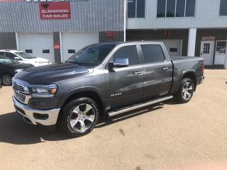 Used 2019 RAM 1500 Laramie for sale in Edmonton, AB