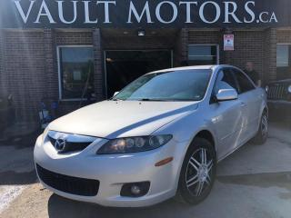 Used 2006 Mazda MAZDA6 1 YEAR ENGINE/TRANSMISSION WARRANTY INCLUDED for sale in Brampton, ON