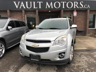 Used 2011 Chevrolet Equinox FWD 4dr 1LT,NO ACCIDENTS,ONTARIO VEHICLE,1 YEAR ENGINE/TRANS for sale in Brampton, ON
