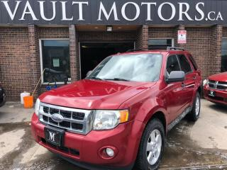 Used 2009 Ford Escape 4WD 4dr V6 1 YEAR ENGINE/TRANSMISSION WARRANTY INCLUDED for sale in Brampton, ON