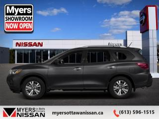 Used 2017 Nissan Pathfinder SL  - Leather Seats -  Bluetooth for sale in Ottawa, ON