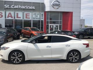 Used 2017 Nissan Maxima 3.5 SL for sale in St. Catharines, ON