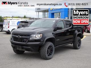 Used 2018 Chevrolet Colorado ZR2  - Bluetooth -  Heated Seats for sale in Kanata, ON