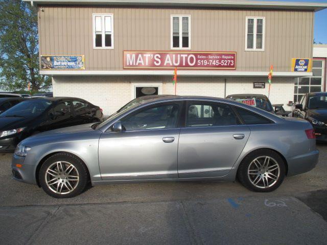 2010 Audi A6 4.2L qtro
