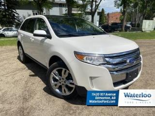 Used 2011 Ford Edge Limited | Moonroof | Heated Seats | Bluetooth for sale in Edmonton, AB