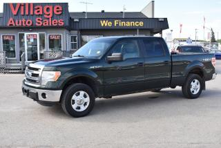 Used 2014 Ford F-150 XLT Bluetooth! 4X4! for sale in Saskatoon, SK