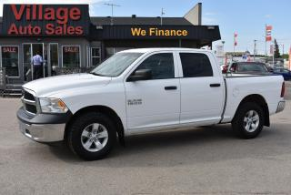 Used 2015 RAM 1500 ST Bluetooth! Cruise Control! 4X4! for sale in Saskatoon, SK