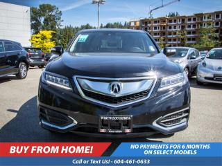 Used 2016 Acura RDX for sale in Port Moody, BC