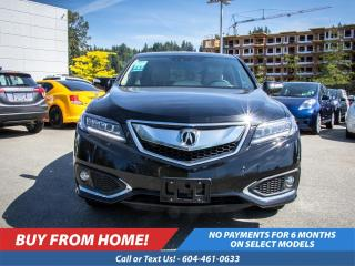 Used 2017 Acura RDX ELITE for sale in Port Moody, BC