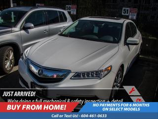 Used 2016 Acura TLX Sh-Awd for sale in Port Moody, BC