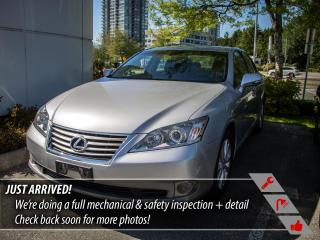 Used 2010 Lexus ES 350 for sale in Port Moody, BC
