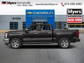 Used 2016 Chevrolet Silverado 1500 LTZ  -  Bluetooth for sale in Kemptville, ON