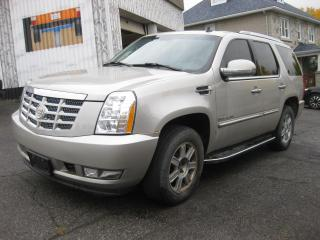 Used 2008 Cadillac Escalade LUXURY