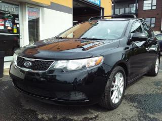 Used 2012 Kia Forte5 EX automatique gr élec air climatisée ba for sale in St-Charles-Borromée, QC