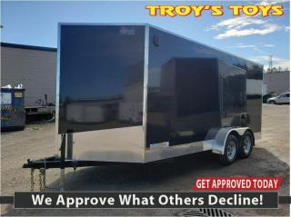 New 2020 Canadian Trailer Company 7x16 V-Nose Cargo Trailer for sale in Guelph, ON