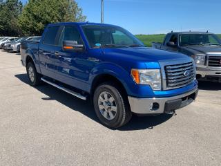 Used 2010 Ford F-150 XLT XTR 4X4 for sale in Waterloo, ON