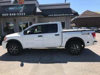 Used 2013 Nissan Titan Pro-4X for sale in Mississauga, ON