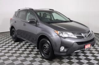 Used 2015 Toyota RAV4 LIMITED  for sale in Huntsville, ON