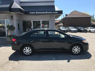 Used 2011 Toyota Corolla LE for sale in Mississauga, ON
