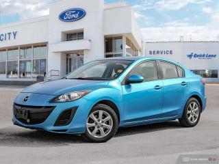 Used 2011 Mazda MAZDA3 GS for sale in Winnipeg, MB
