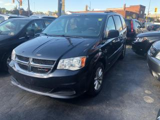 Used 2014 Dodge Grand Caravan SXT auto 7passenger bluetooth stow and go for sale in Toronto, ON