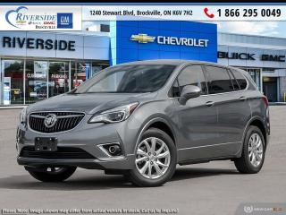 New 2020 Buick Envision Preferred for sale in Brockville, ON