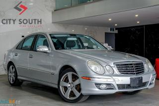 Used 2009 Mercedes-Benz E-Class 3.0L for sale in Toronto, ON
