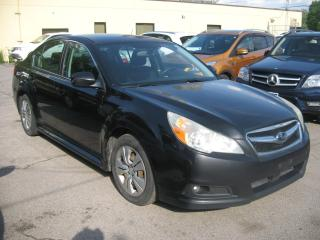 Used 2010 Subaru Legacy 2.5I for sale in Scarborough, ON