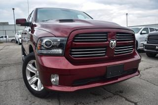 Used 2016 RAM 1500 SPORT for sale in St. Thomas, ON