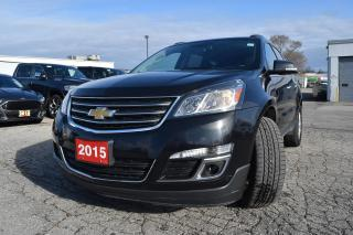 Used 2015 Chevrolet Traverse 1LT for sale in St. Thomas, ON