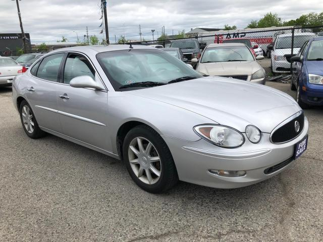 2005 Buick Allure CXS, LEATHER, SUNROOF, 3 YR WARRANTY, CERTIFIED