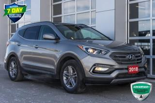 Used 2018 Hyundai Santa Fe Sport 2.4 Sport for sale in Innisfil, ON