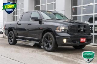 Used 2018 RAM 1500 SLT for sale in Innisfil, ON