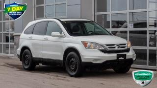 Used 2011 Honda CR-V EX-L EL-X for sale in Innisfil, ON