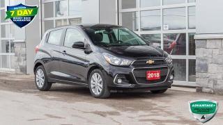Used 2018 Chevrolet Spark 1LT CVT ECONOMIC COMMUTER CAR for sale in Innisfil, ON
