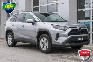 Used 2019 Toyota RAV4 LE AWD for sale in Innisfil, ON