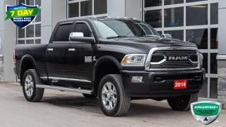 Used 2016 RAM 2500 Longhorn Limited for sale in Innisfil, ON
