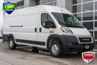 Used 2019 RAM 3500 ProMaster High Roof 3500 159