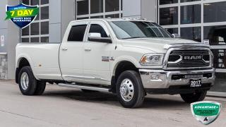 Used 2017 RAM 3500 Longhorn ULTIMATE TOY HAULER for sale in Innisfil, ON
